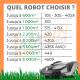 Husqvarna Robot tondeuse AM415X