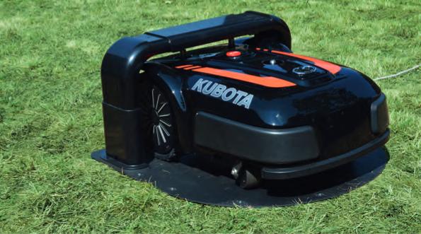 Robot tondeuse Kubota KR350