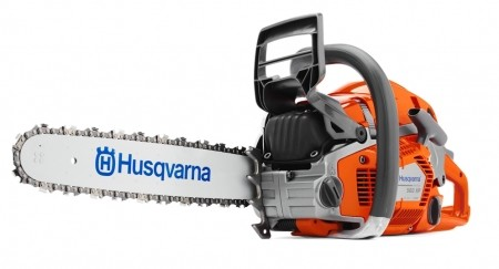 Tronçonneuse professionnelle Husqvarna 560 XP 45SN + 2 chaînes offertes