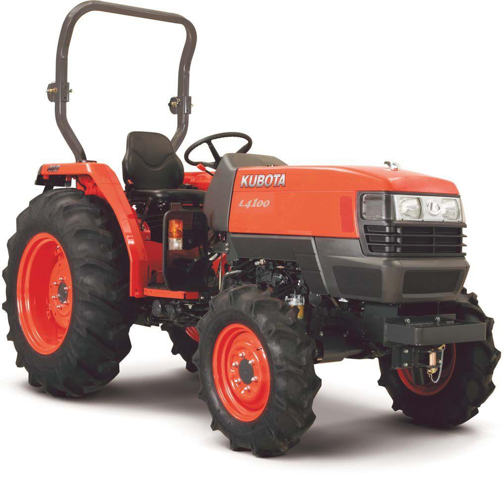 Micro-tracteur KUBOTA L4100 HDW