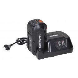 Chargeur de batterie Echo LCC-360C