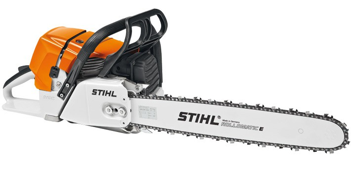 tronçonneuse Stihl  MS 461 guide de 50cm