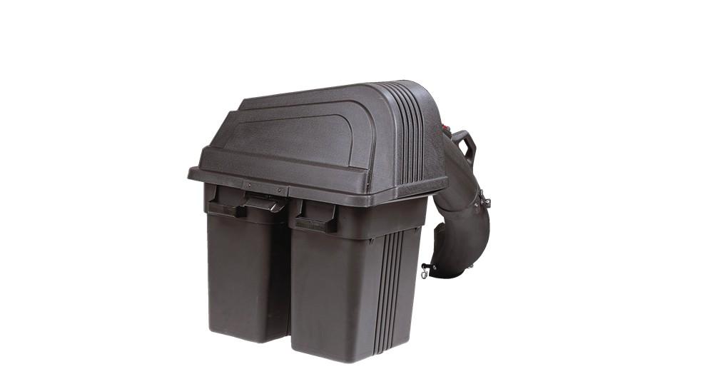 Collecteur 2 paniers pour éjection latérale - 92cm