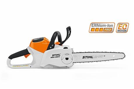 Tronçonneuse Stihl MSA200CB Pack