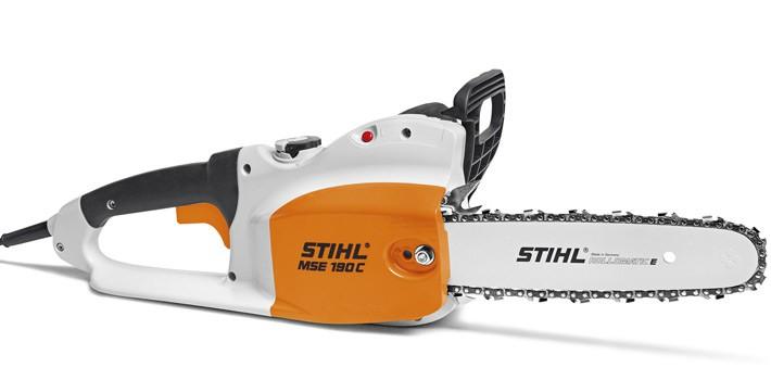 Tronçonneuse électrique Stihl MSE190 -  40cm