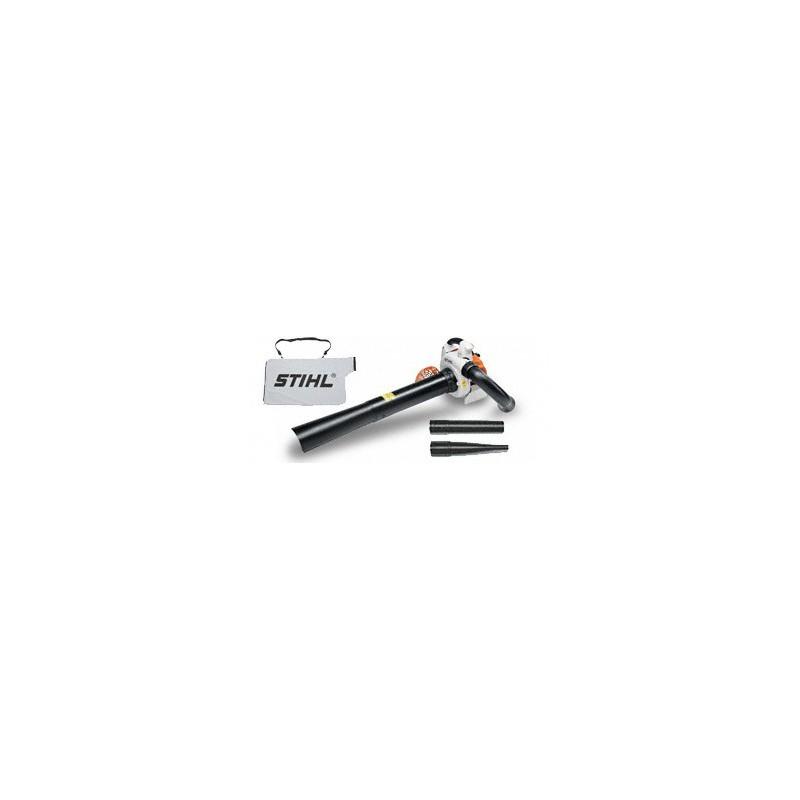 souffleur aspirateur de feuille thermique main stihl sh. Black Bedroom Furniture Sets. Home Design Ideas