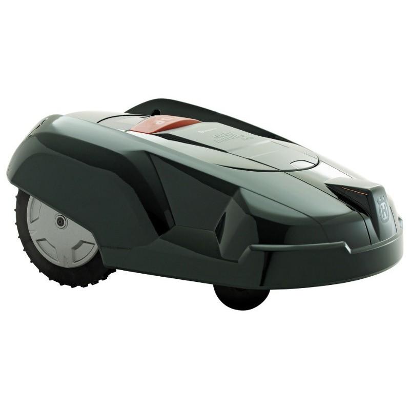 robot tondeuse husqvarna automower 220 ac. Black Bedroom Furniture Sets. Home Design Ideas