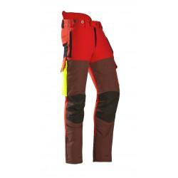 Pantalon forest extrême 1SNX rouge