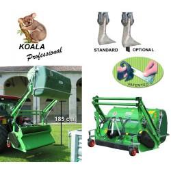 Tondobac à fléaux Koala 1200 pro Peruzzo pour Kubota