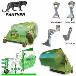 Tondobac à fléaux Panther 1200 Peruzzo pour Kubota