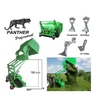 Tondobac à fléaux Panther 1600 Pro Peruzzo pour Kubota