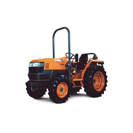 Micro-tracteur KUBOTA L3200 DR