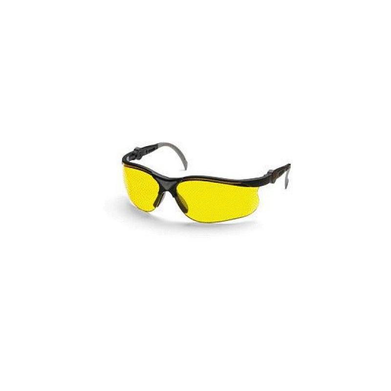 lunettes de protection pro jaune. Black Bedroom Furniture Sets. Home Design Ideas