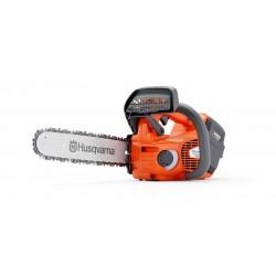 Tronçonneuse à batterie Husqvarna T536LI XP + 2 batteries BLi110 et chargeur