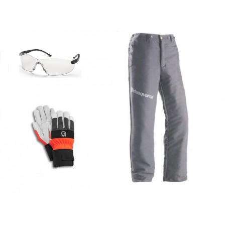Kit protection anti coupure Husqvarna