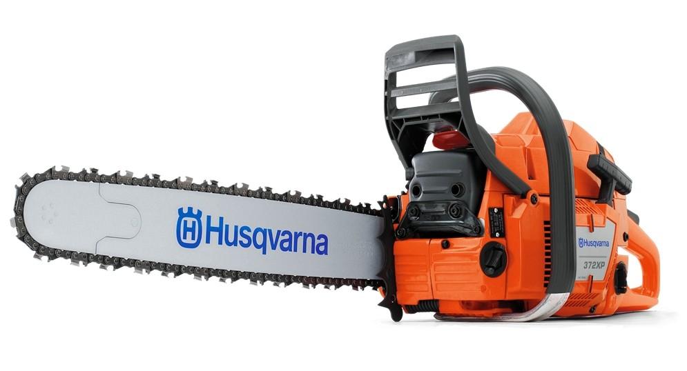 Tronçonneuse pro Husqvarna 372 xp 50SN avec 2 chaines