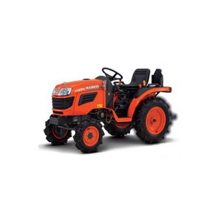 Micro-tracteur KUBOTA B1620D