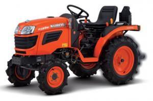 Micro-tracteur KUBOTA B1620 D