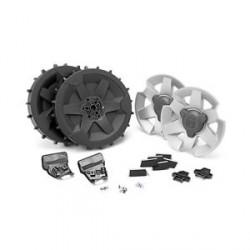 Kit roues pour terrain pentu ou accidenté 310,315
