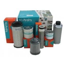 Kit filtres révision KUBOTA