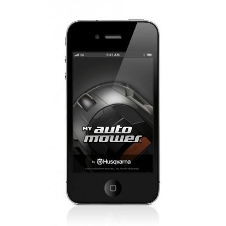 Kit communication GPS/SMS pour automower