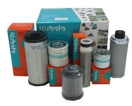 Kit filtres révision W21TK00022 KUBOTA