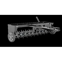 Scarificateur aérateur pour tracteurs et riders HUSQVARNA