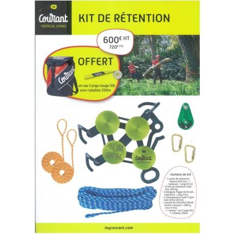 Kit de rétention COURANT