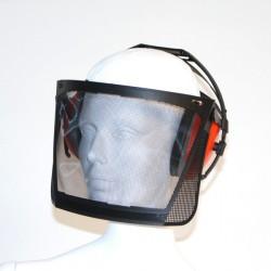 Protecteur auditif avec visière