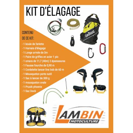 Kit d'élagage Lambin