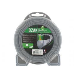 Coque fil nylon ondulé rond OZAKI ENERGY LINE