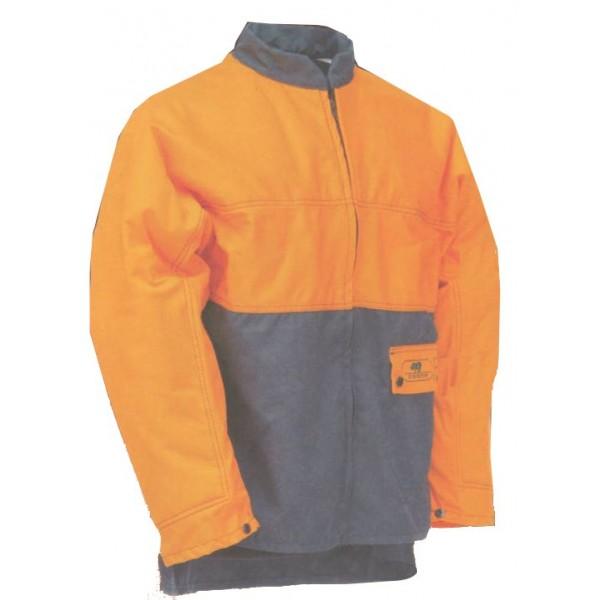 Les vestes et pantalons de protection