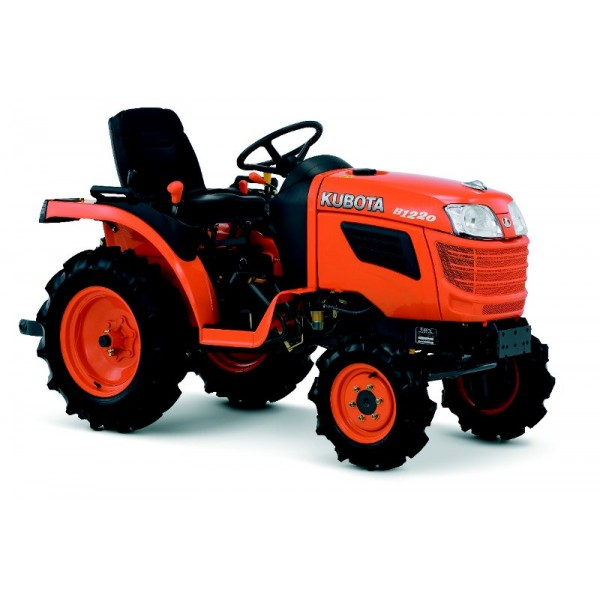 Comment entretenir votre micro tracteur Kubota ?