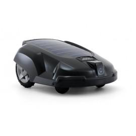 La tondeuse Husqvarna Solar Hybride