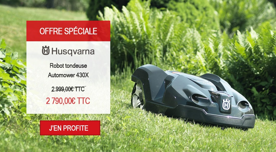 Offre promo Automower Husqvarna