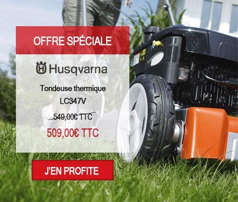 Offre spéciale Tondeuse Thermique Husqvarna LC347V