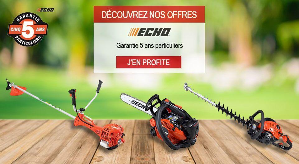 Slider HP – Echo offre spéciale