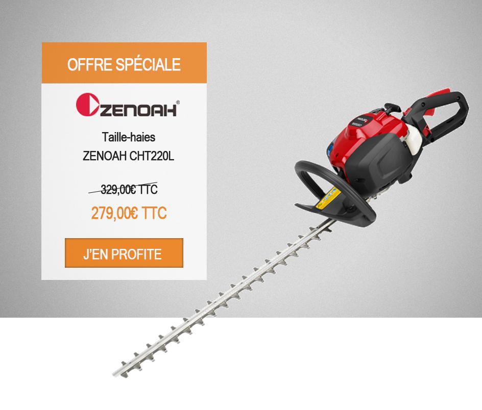 Taille haies CHT220L zenoah