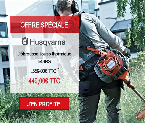 Lambin vente de mat riel de jardin pour entretien d 39 espaces verts - Debroussailleuse thermique husqvarna ...