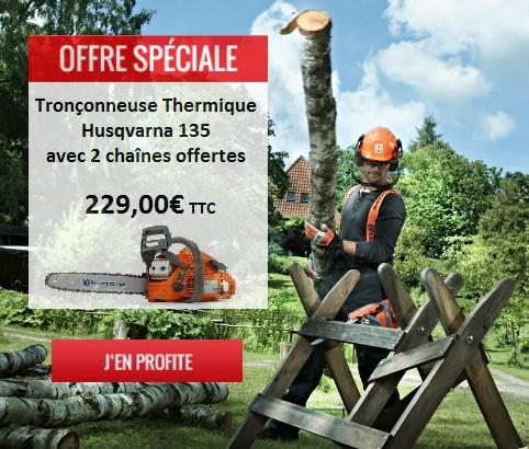 Offre spéciale Tondeuse Thermique Husqvarna LC348 VE
