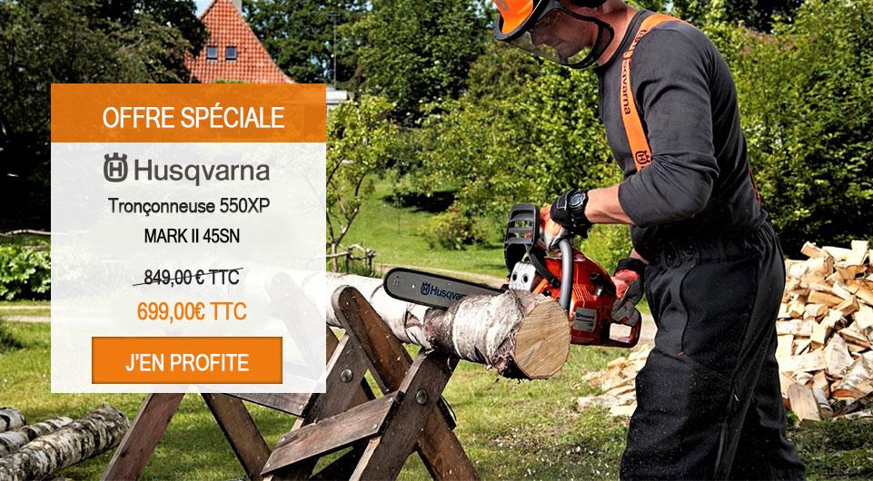 Tronçonneuse Husqvarna 550XP