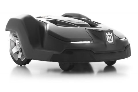Focus sur le robot tondeuse Automower 450x
