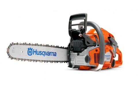 Quelles sont les caractéristiques de la tronçonneuse Husqvarna 550 XP 45SN ?