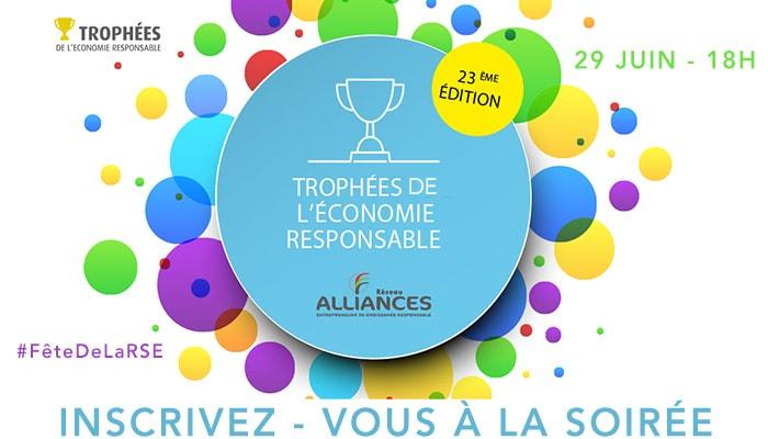 Lambin est candidat aux trophées de l'économie responsable !