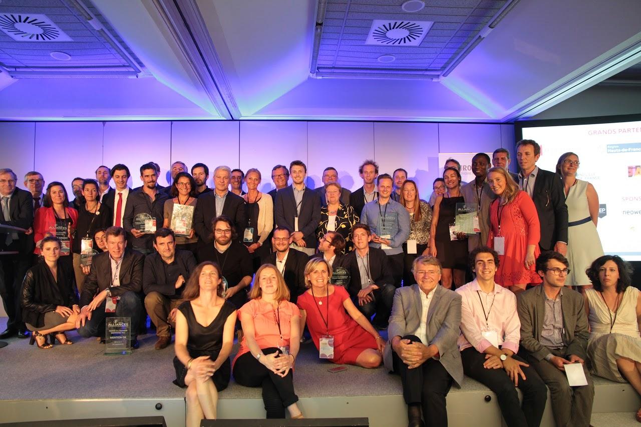 Lambin récompensé lors des Trophées de l'Economie responsable