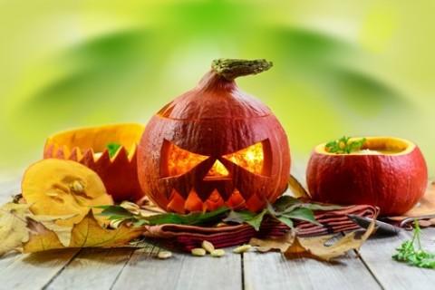 Comment creuser une citrouille d'Halloween ?